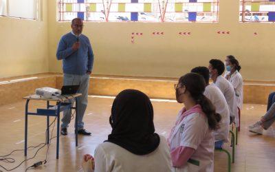 Une séance d'information et d'orientation (3APIC)